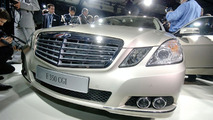 2010 Mercedes E-Class Sedan Presented on Video for First Time