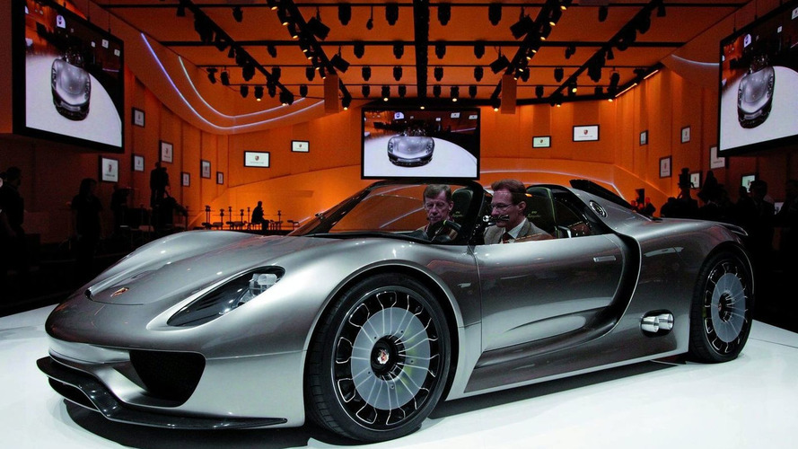 Porsche returning to Detroit Auto Show after 3 year absense