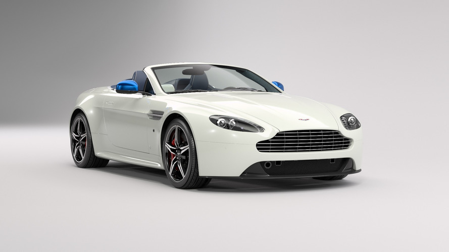 Aston Martin V8 Vantage S GB Edition Celebrates British Culture