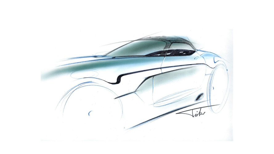 Fisker teases VLF Force 1 V10 Roadster