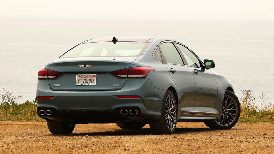 Wonderful The G80 Sport Is A Great First Salvo Into The Sportier Side Of The