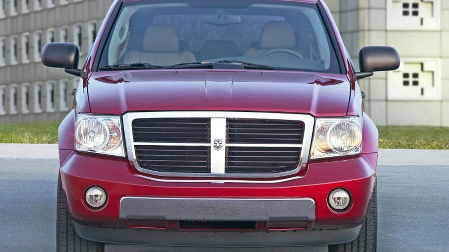 2007 Dodge Durango Facelift