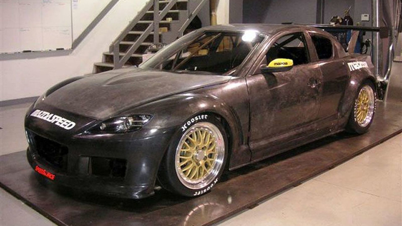 Mazda RX-8 Grand-Am GT Racing
