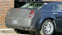 SPY PHOTOS: Chrysler 300C Facelift