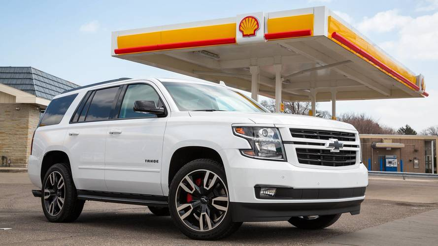 Chevy Will Allow You To Pay For Shell Gas From Inside You Car