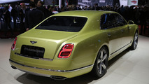 Bentley Mulsanne facelift