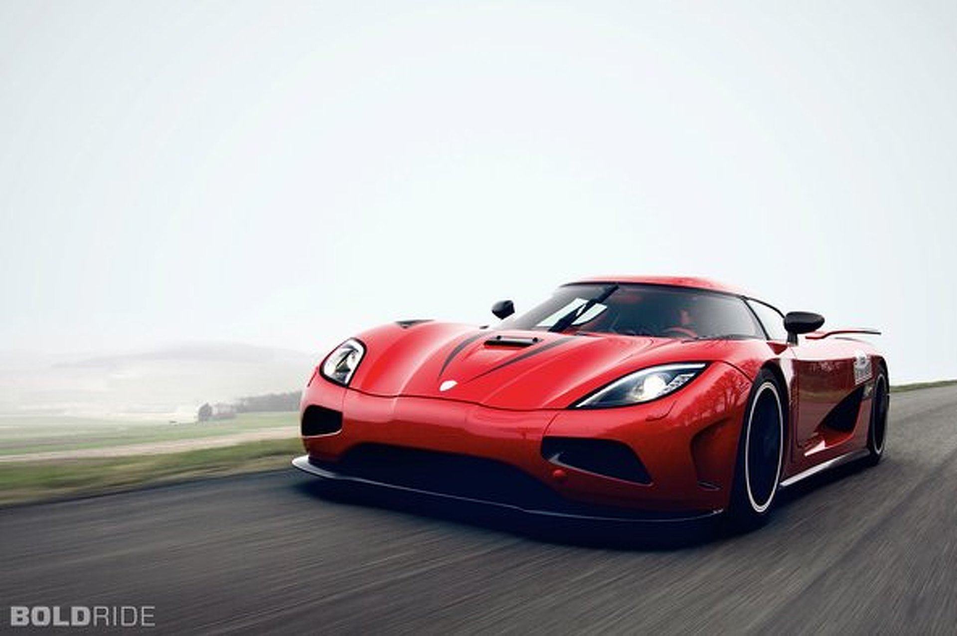 Koenigsegg Agera R Approved for Sale in U.S.
