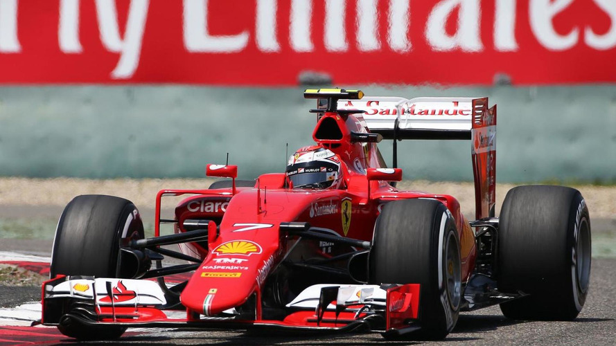 Ferrari unhappy with Raikkonen qualifying