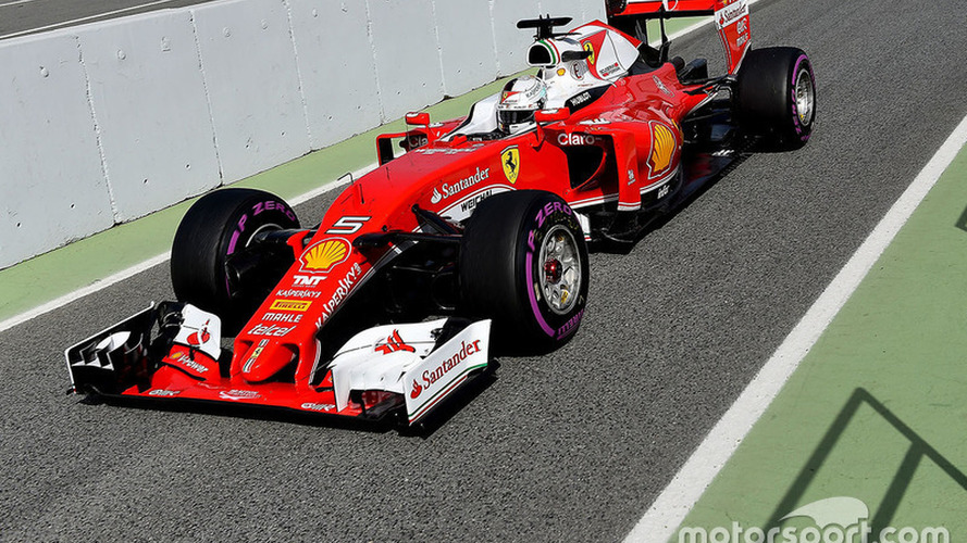 Barcelona F1 test: Vettel stays on top, more trouble for Renault