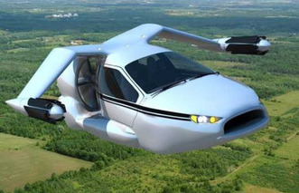 Terrafugia TF-X is the Flying Car We've Been Waiting For