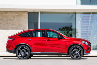 The Mercedes GLE is Bad and They Should Feel Bad