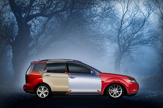 Meet the Halloween Horror Car You Don't Want to Own
