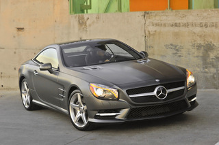 2015 Mercedes-Benz SL400 is Underrated, But Not a Serious Threat: Review