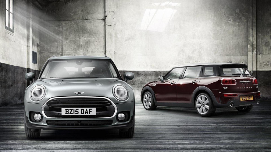 2016 MINI Clubman performance specs released ahead of Frankfurt