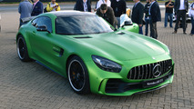 Mercedes-AMG GT R: Live