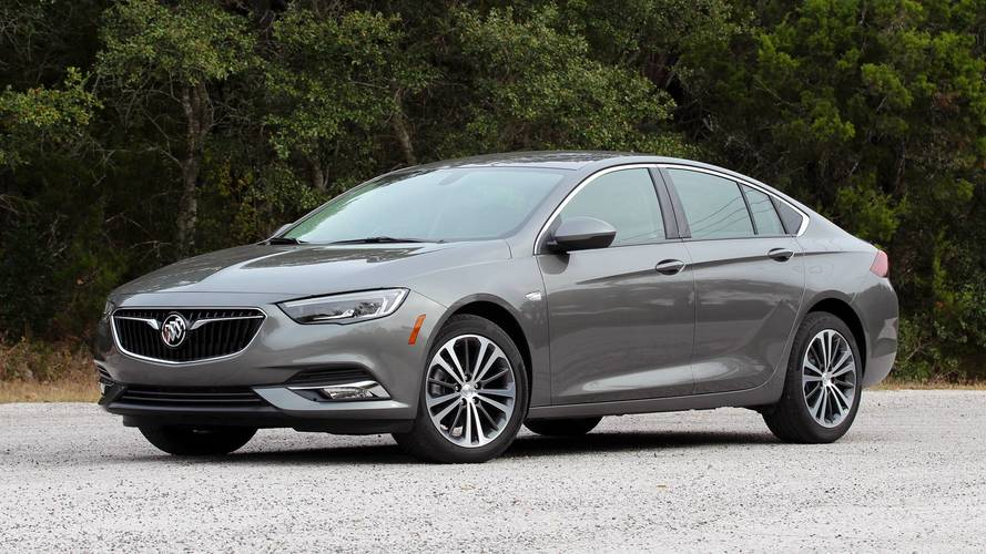 2018 Buick Regal First Drive: Great Intentions, Mediocre Results