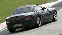 2009 BMW Z4 Roadster Spy Photo