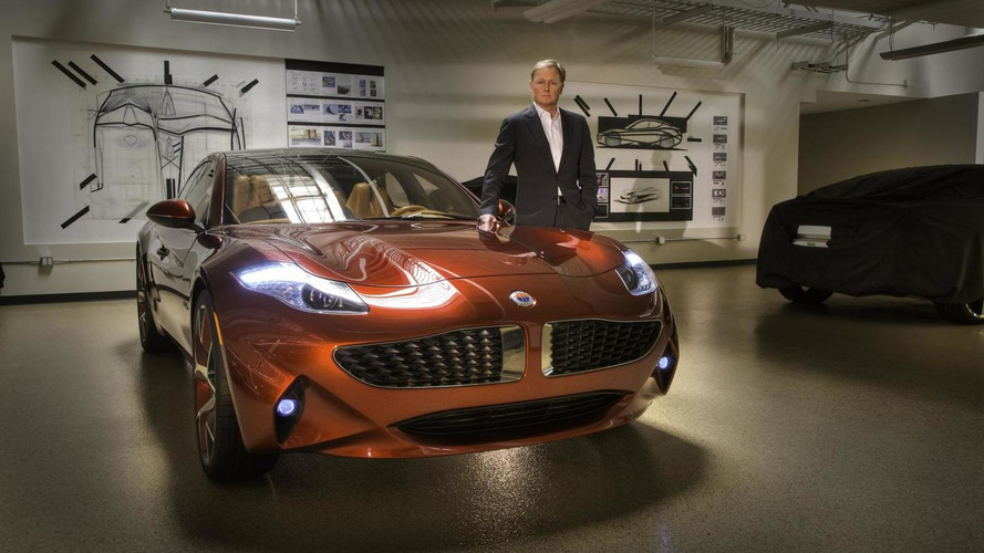 Henrik Fisker resigns from Fisker Automotive - report