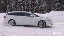 Come si guida sulla neve