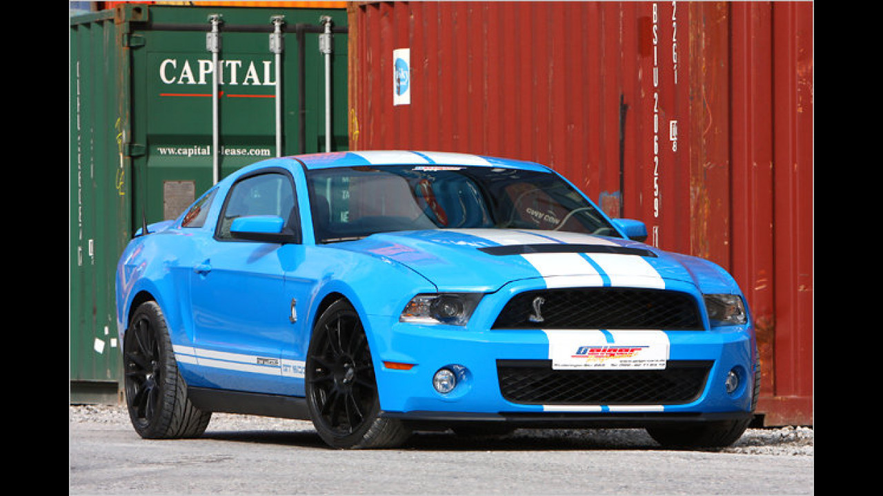 Geiger Shelby Mustang GT500