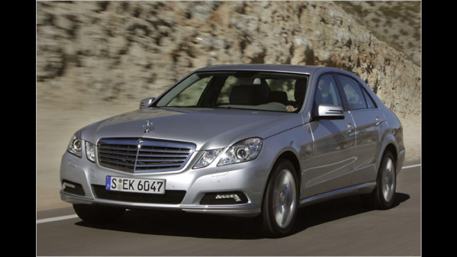 Test Mercedes E-Klasse: