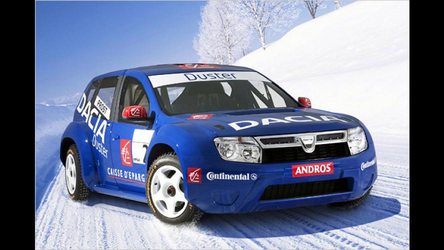 Sportliche Premiere: Dacia zeigt sein erstes SUV