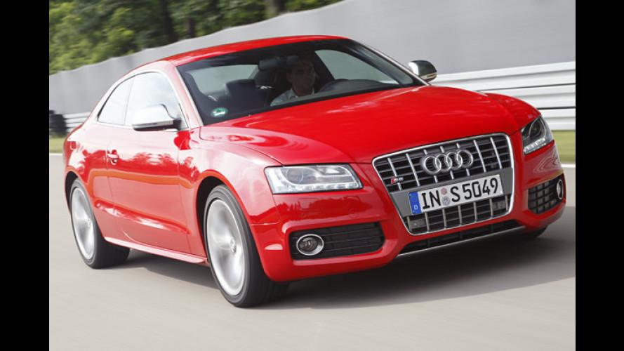 Sieben-Gänge-Menü: Neue Audi S tronic in der Mittelklasse