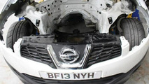 Nissan Qashqai-R by Severnvalley Motorsports 2.10.2013