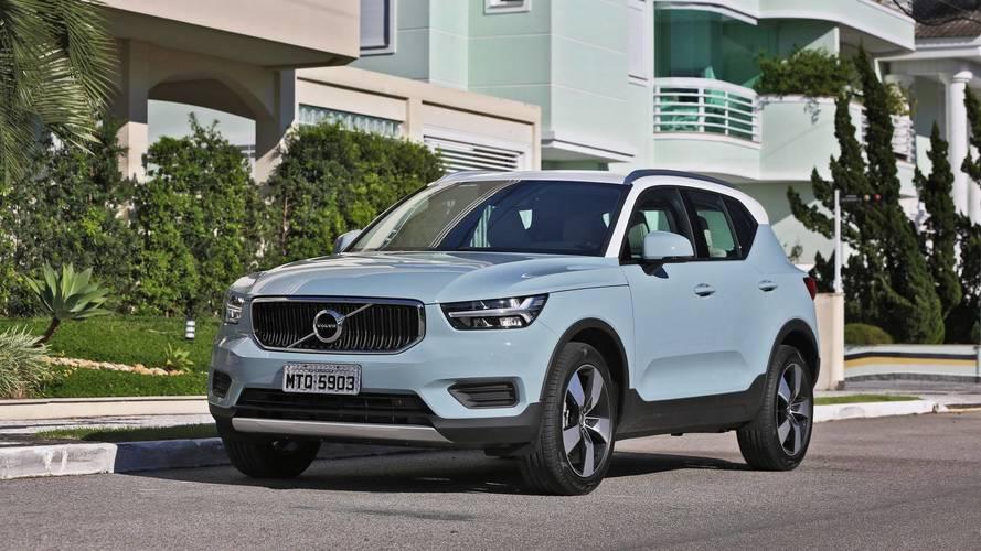 SUVs/crossovers de luxo em março – Jaguar E-Pace e Volvo XC40 estreiam mostrando potencial