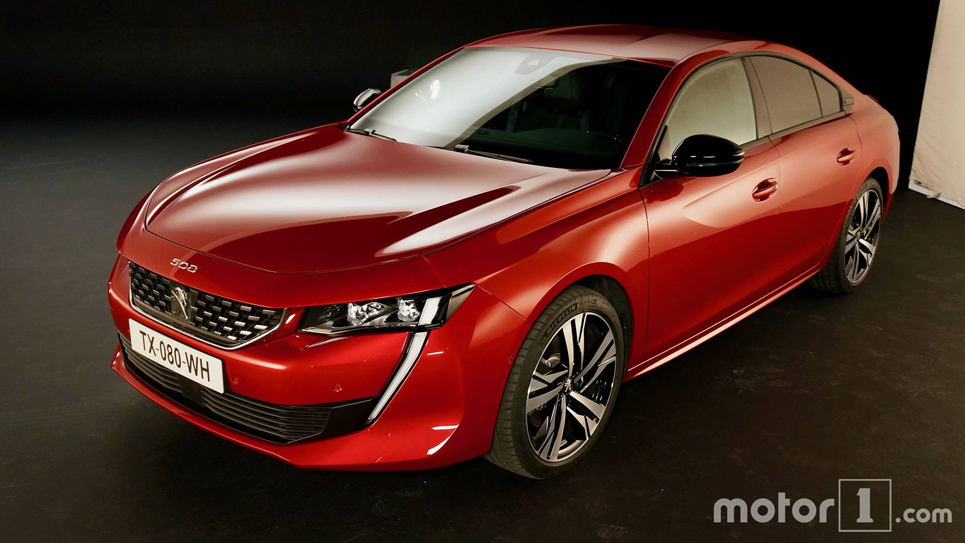 new peugeot 508 shows its sportier shape ahead of geneva. Black Bedroom Furniture Sets. Home Design Ideas
