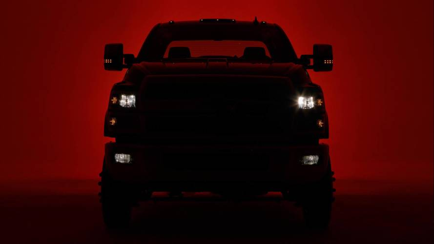 Chevrolet Teases Next Heavy Haulers, New 4500HD And 5500HD Coming