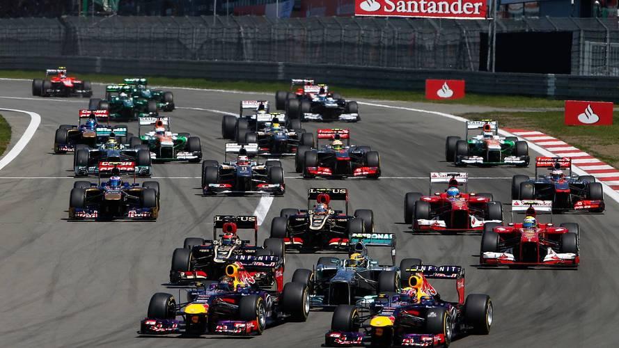 Nürburgring negocia con la F1 su vuelta en 2019