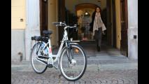 Peugeot iOn per San Gimignano