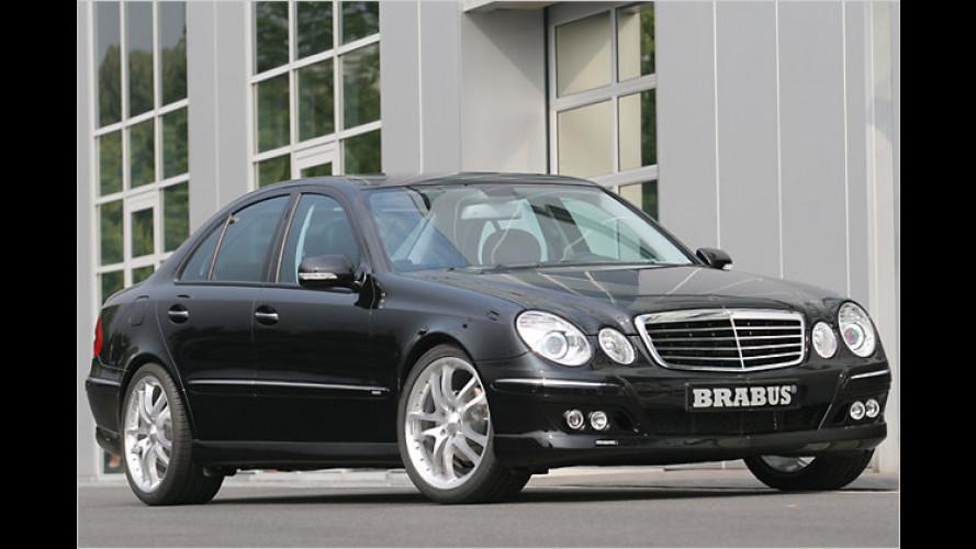Tuner Brabus powert den Mercedes-Benz E 300 Bluetec
