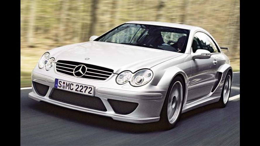 Mercedes-Benz CLK DTM AMG: Die Einsamkeit der Macht