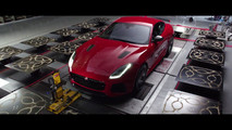 Jaguar F-Type SVR Exhaust Note Art