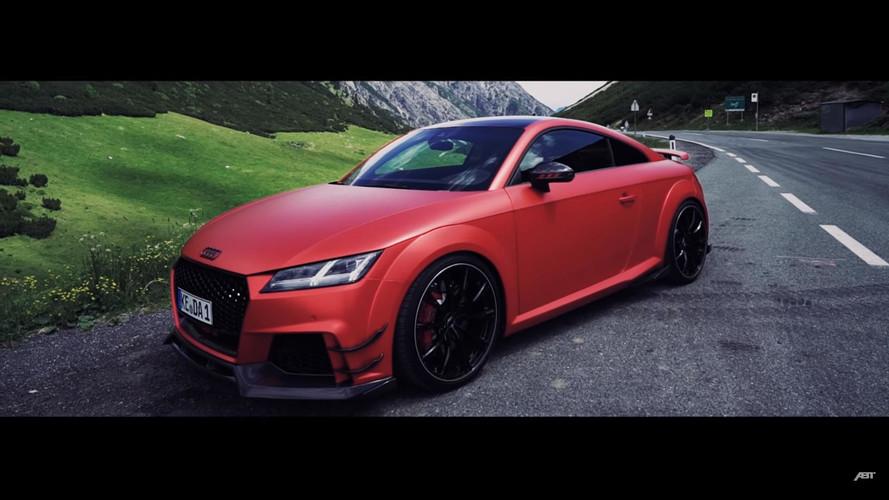VIDÉO - Cette Audi TT RS-R de 500 ch va vous hérisser les poils