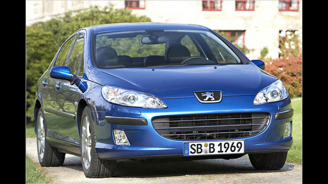 Peugeot 407 JBL