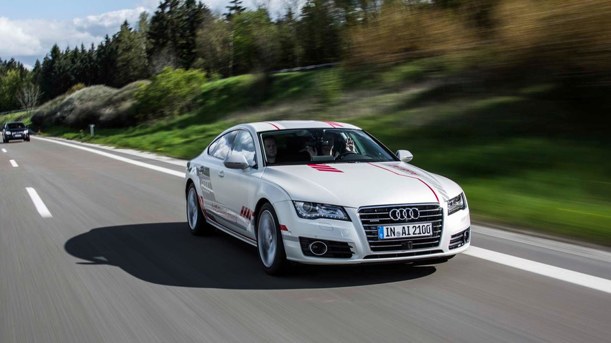 Audi A7 Piloted Drive Concept Demos Offered To Public In Germany