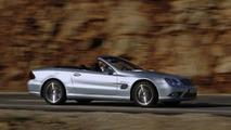 Mercedes SL 55 and SL 65 AMG Facelift