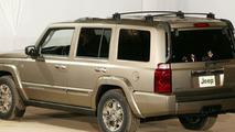 Jeep Grand Cherokee SRT8 at NYIAS 2005