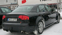 Audi Q5 SUV and Next Generation A4 Spy Photos