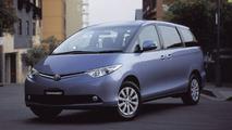 Fourth-generation Toyota Tarago
