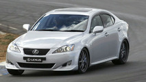 Lexus IS 250 Sports Concept Debut at AIMS