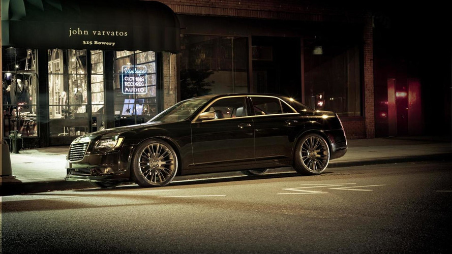 Chrysler teams up with designer John Varvatos for two special 300Cs