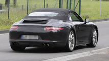Porsche 911 Targa spy photo 14.6.2012