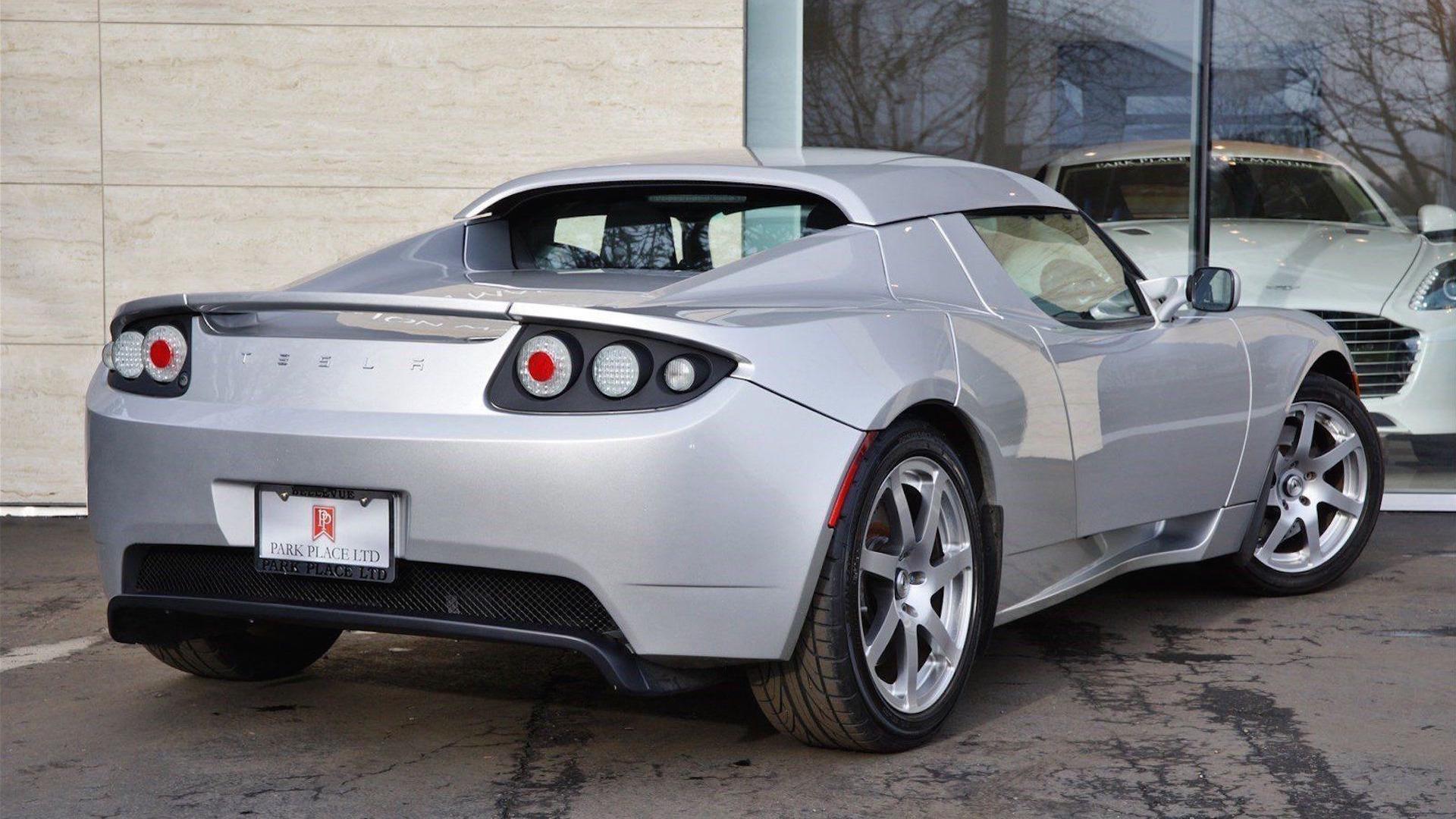 Tesla Roadster Uk Price - Tesla Image
