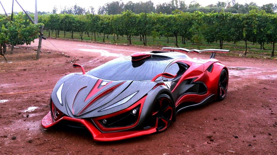 Inferno 1,400-hp hypercar preparing for production with $2.1M price tag