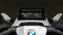 BMW C evolution e-scooter