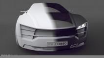 Volkswagen Ayoreo Concept by Erik Sætre
